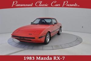 1983 Mazda RX-7 Series 2 FB