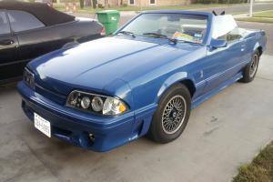 1987 ASC Mclaren Convertible Mustang 5.0 Cobra Intake