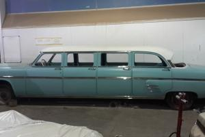 1 only in the world built for King Saud of Saudi Arabia  Mercury 1954 8-Doors