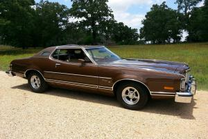 1975 Mercury Cougar XR7  True one owner 29K mile all original survivor.