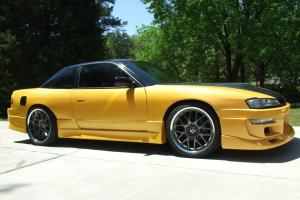 1989 Nissan 240SX Base Coupe 2-Door 2.4L RHD Turbo SR 20 DET