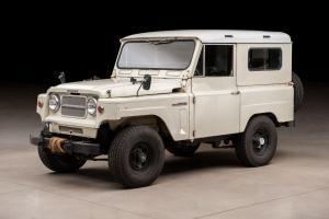 1966 Nissan Patrol, Hardtop, 100% Rust Free, Original, Tons of Service Work
