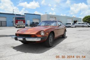 1976 DATSUN NISSAN 280 Z 2+2 1227  ORIGINAL MILES     Z SERIES Photo
