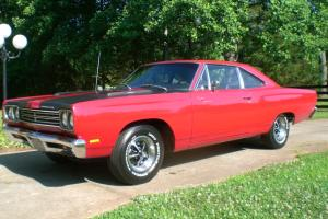 1969 Plymouth RoadRunner Original 2 Owner