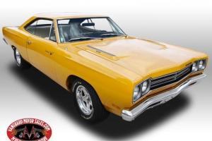 1969 Plymouth Road Runner Restored Gorgeous HOT WOW