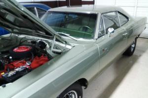 1969 Roadrunner, Road Runner, Matching # 383, Auto, Rotisserie Resto to original