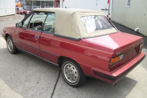 1985 AMC Renault Alliance Convertible