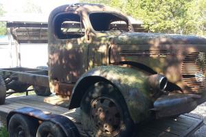 1948 REO Heavy Duty Truck