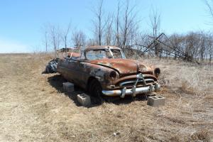 1951 Hudson Convertible Pacemaker, SUPER RARE, Only 426 Made in the world