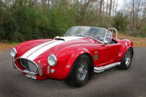 Superformance MrkIII Shelby Cobra