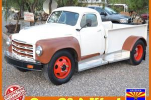 Classic Pickup Vintage Truck Rare Custom 2Ton Pickup Truck Daily Driver