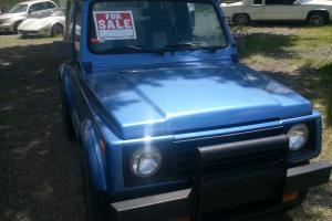 1987 Suzuki Samurai, sidekick 4x4, ready to drive! BUY ME!!!!