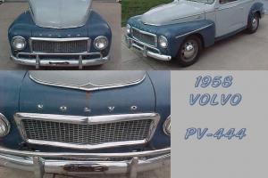 1958 Volvo PV-444 Photo