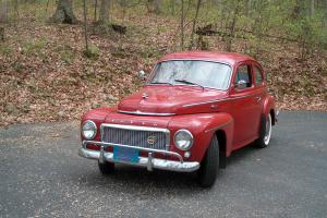 SUPERB VERY ORIGINAL VOLVO PV544 RARE CLASSIC; A SPECIAL CAR! Photo