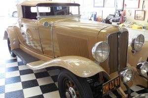1931 Auburn 898A Cabriolet