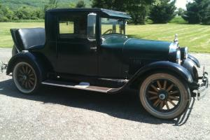 1927 Super Six Essex Coupe with Rumble Seat