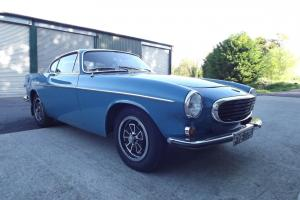 Volvo 1800E 1970 in incredible original condition just 34,830 miles documented