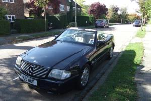 Mercedes SL 600 SL600 more power than SL500**REDUCED** no reserve