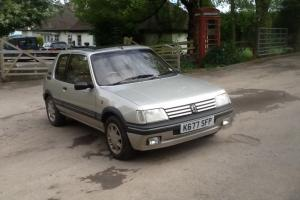 Peugeot 205 Gentry Immaculate Genuine Full Service History