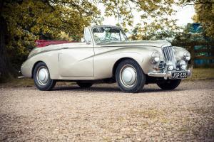 sunbeam talbot drophead coupe 1951 Photo