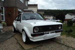 Mk2 Ford Escort rs2000 Groupe 4