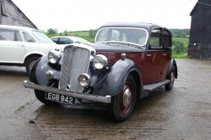 1946 ROVER 16 P2 - AMAZING FOR HER AGE, TOTAL INTERIOR RE-FIT, JUST LOVELY
