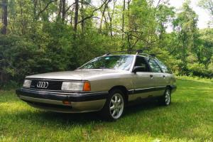 1989 Audi 200 Quattro Avant Base Wagon 4-Door 2.2L - 10V NOT/NICHT 20V Photo