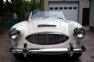 1960 AUSTIN-HEALEY 3000 BT7 RESTORED BY KURT TANNER NEAR PERFECT THROUGHOUT