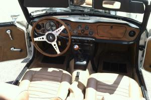 1976 Triumph TR6 - Great condition, only 3 previous owners!
