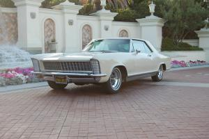 1965 Buick Riviera,survivor,low miles,no rust,original,classic muscle,big block