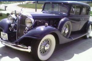 1933 Buick 91 Club Sedan