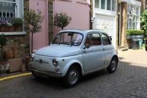 FIAT 500 D NUOVA 1963 BIANCO WHITE - 16,960 KMS
