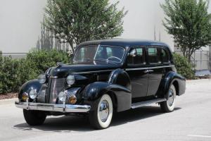 Classic 1939 Cadillac Fleetwood 75 Limousine - Restored