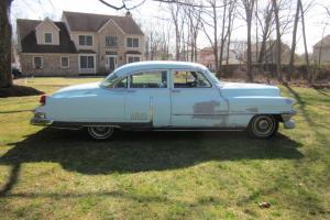 1953 Cadillac 60 Special Fleetwood