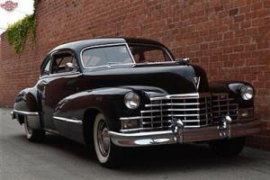 '46 Series 62 Club Coupe, immaculate restored example.