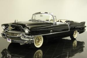 1956 Cadillac Eldorado Biarritz Convertible Numbers Matching Restored 1 of 2150