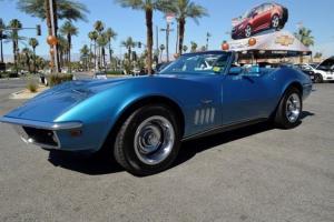 1969 Chevrolet Corvette Base