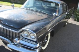 Dodge : Coronet 1958 58 w/ 3 speed Hot Street Rod Chrysler Spitfire Flathead 6