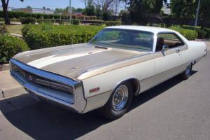 1970 Chrysler 300 Hurst 2dr Hartop, RARE Classic, 59K original miles, L@@K!