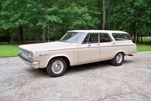 1965 Dodge Coronet 440 Wagon!600 Horsepower Sleeper!WOW! Nice! Mopar Chrysler 65