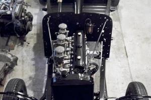 Original 1938 135 Delahaye, Bugatti, Rolls, Ferrari, Photo