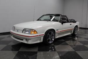 5.0L, 5 SPEED, CLEAN, A/C, PS, PB, GREAT SOUNDING EXHAUST, NICE PAINT AND INT!!!