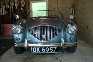 1956 Austin Healey 100-4 BN2