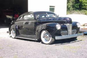 1941 Ford Kustom Old Skool Sled Chopped and Dropped!