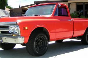 1970 GMC C20 Hot Rod 383 stroker motor