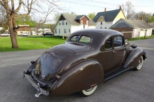 1937 Hudson Terraplane 2dr Business Coupe, VERY RARE, restored, MINT