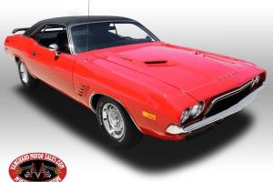 73 Challenger 340 Numbers Matching rotisserie restored