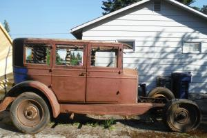 1925 E series Hupmobile Photo