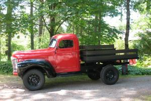 1948 INTERNATIONAL KBI 1/2 TON PICKUP Photo
