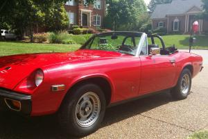 1974 Jensen Healey Convertible Photo